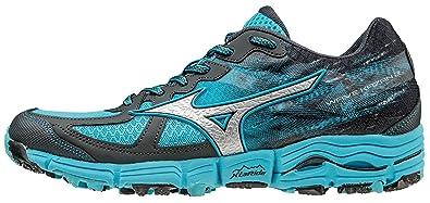 on sale 4bb22 0db4d Mizuno Wave Kazan 2 Women s Trail Running Shoes – Metallic – 37