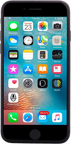 Amazon Com Apple Iphone 8 64gb Space Gray Fully Unlocked Renewed