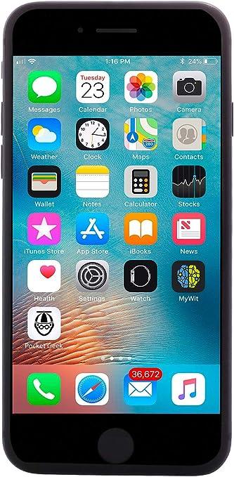 Amazon Com Apple Iphone 8 64gb Space Gray Fully Unlocked Renewed