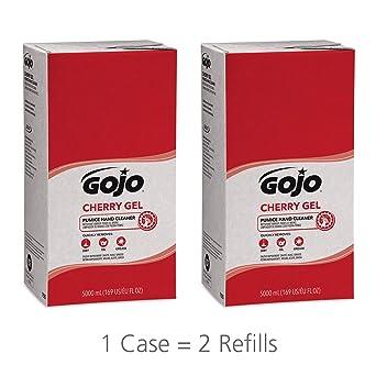 Amazon.com: GOJO 7590 – 02 Pro Cherry Gel Limpiador de ...