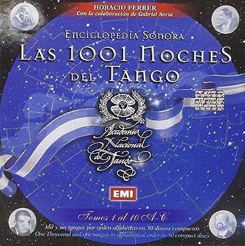 Enciclopedia Sonora-Las 1001 Noches Del Tango-Set - Las 1001 ...