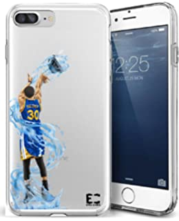 wholesale dealer e6c6c a8524 iPhone6/6S iPhone 7/iPhone 8 Case Epic Cases Ultra Slim Crystal Clear  Basketball