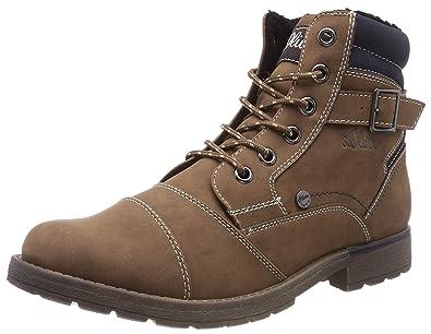 s.Oliver Herren 16209 21 Combat Boots,