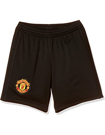 adidas Unisex Kids Manchester United Fc Home 1 4 Short b0dc2aa48a2