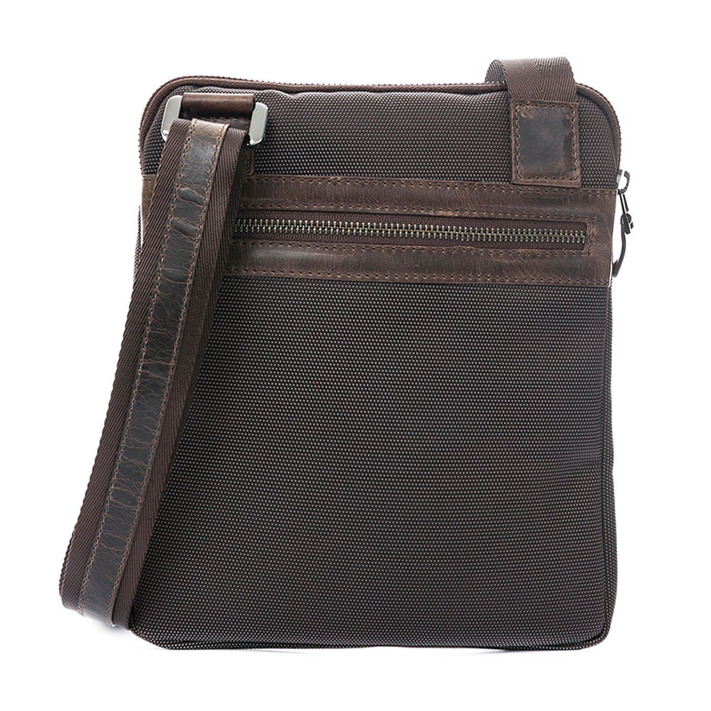 Amazon.com | VÉLEZ 21476 Men Genuine Leather Crossbody Bag | Bandolera De Cuero Coffee | Backpacks