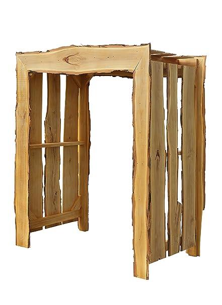 Merveilleux Aspen Tree Interiors PERGOLA ARBOR, Rustic Outdoor Furniture, Live Edge  Wood Canopy, Amish
