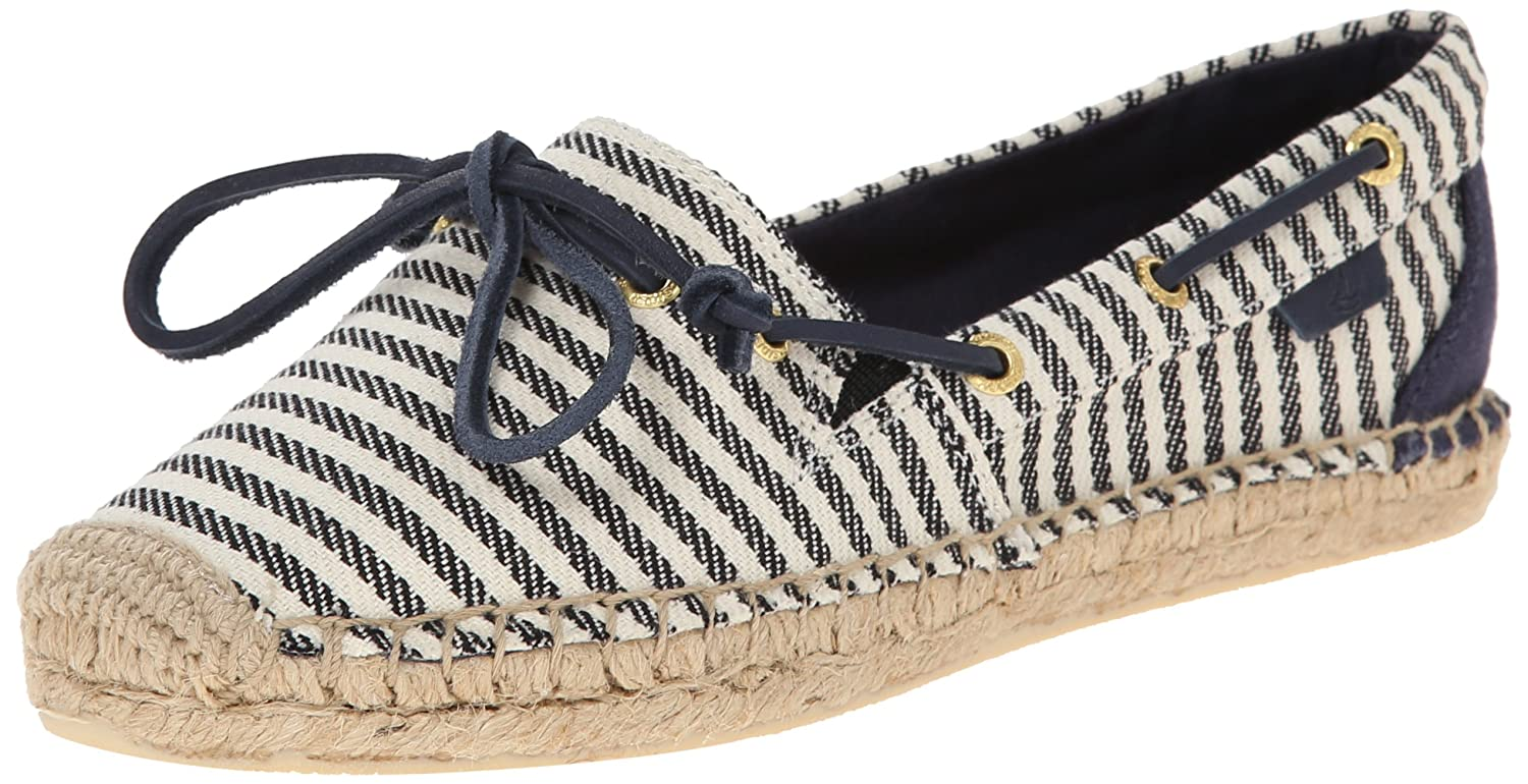 Amazon.com | Sperry Top-Sider Women's Katama Marinier Stripe W Boat Shoe,  Navy, 5 M US | Loafers & Slip-Ons