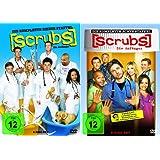 Scrubs: Die Anfänger - Die komplette 7. + 8. Staffel (5-Disc / 2-Boxen)