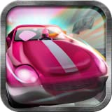 car games for girls - Paper Girl Car Racing Game by Free Action Games Plus Fun Apps