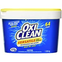 OxiClean Versatile Stain Remover Powder, For Household & Laundry, 1.36-kg