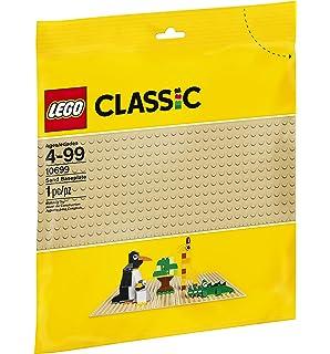 Lego 11010 Classic White Baseplate 25CM X 25 CM