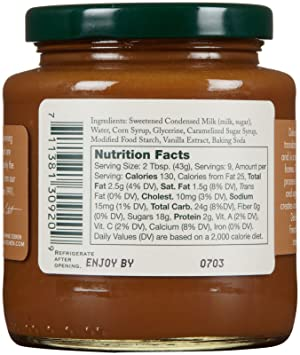 Amazon.com : Stonewall Kitchen Sauce, Maple Honey Caramel, 12.5 Ounce : Chocolate Syrup : Grocery & Gourmet Food