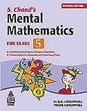 S Chand's Mental Mathematics - Class 5 (For 2019 Exam)