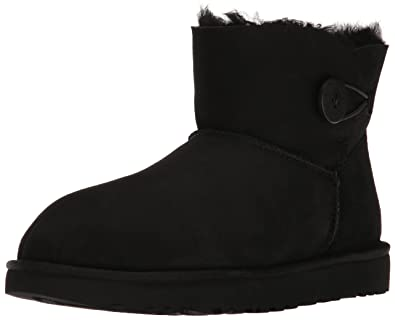 c10f65873c7 UGG Women's Mini Bailey Button Ii Winter Boot