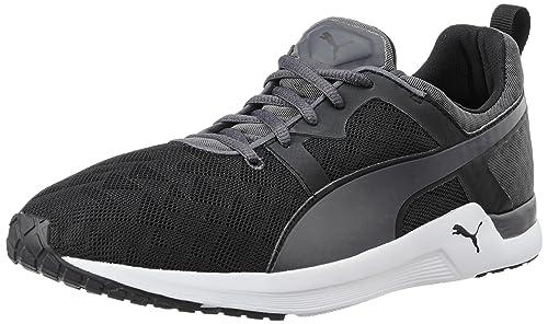 Puma Pulse XT Sport - Zapatillas Deportivas de Material sintético Hombre, Color Negro, Talla 40.5