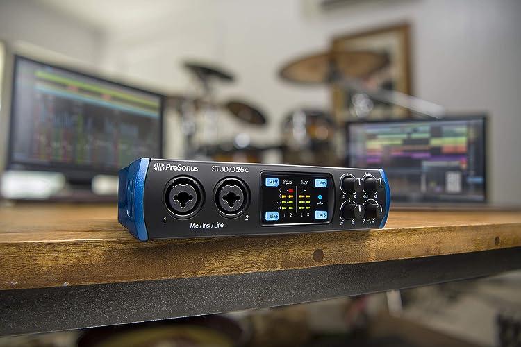 Presonus Studio 26c