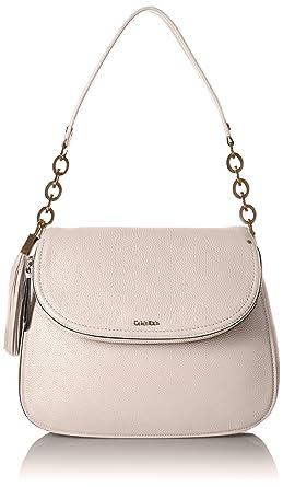 Amazon.com  Calvin Klein Lynn Pebble Flap Hobo Shoulder Bag Hobo Bag ... be5ac8eab9baf