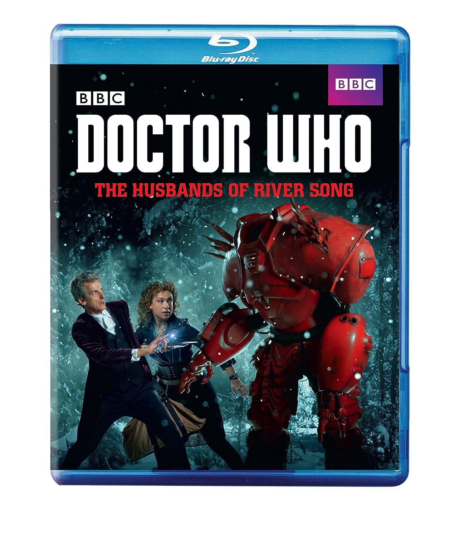 Doctor Who: The Husbands Of River Song Edizione: Stati Uniti Italia Blu-ray: Amazon.es: Cine y Series TV