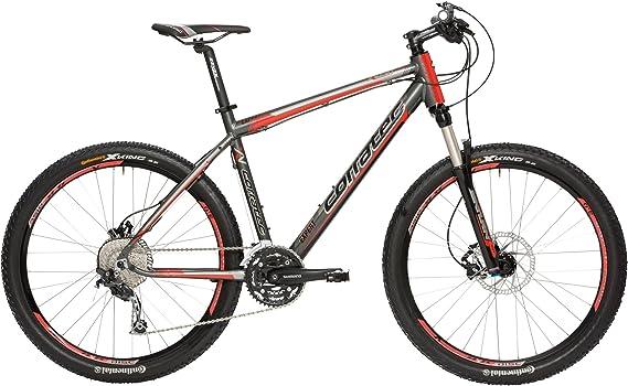 Corratec - Bicicleta de montaña, talla 49 cm: Amazon.es: Deportes y aire libre