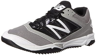 New Balance Turf 4040v3 Synthetic Mesh Mens Cushioning Baseball Shoe 75 BlackYellow  8BU4PWJ3X
