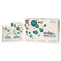 KGC Cheong Kwan Jang [i-Pass Student Tonic] Organic Korean Red Ginseng Tonic for...