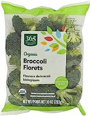 365 Everyday Value, Organic Broccoli Florets, 10 oz