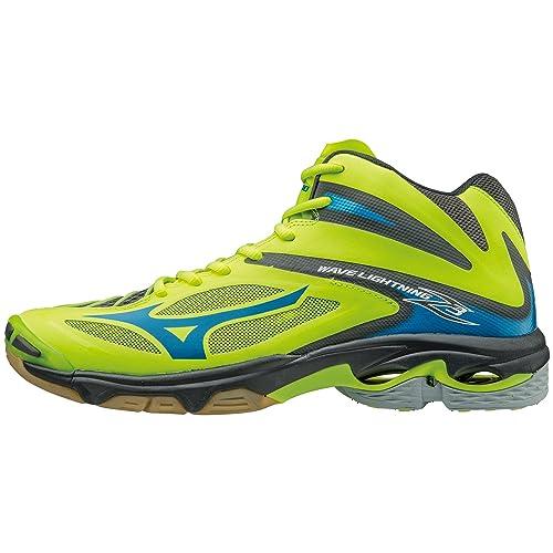 Mizuno Wave Lightning Z3 Mid (W) amazon-shoes rosa WRT8u