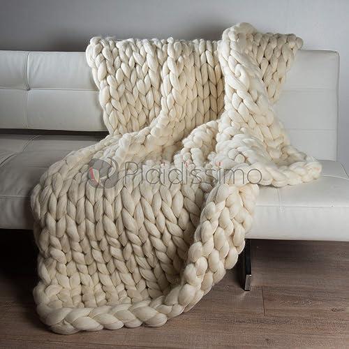 Gros plaid laine