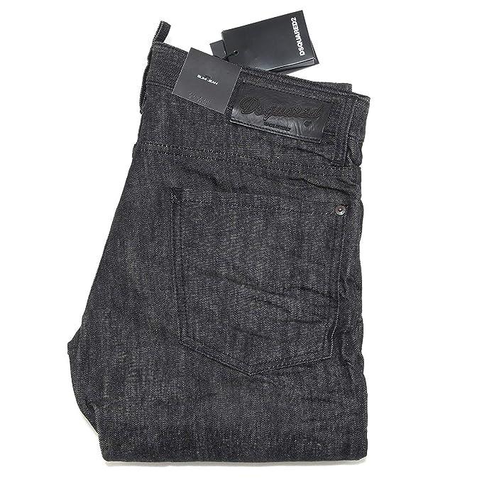 Dsquared Original Diseño Hombre Pantalones Vaqueros ...
