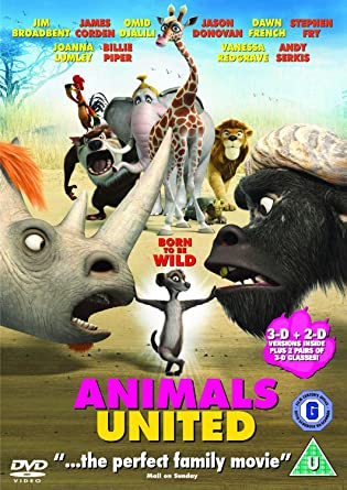 Image result for Animals United