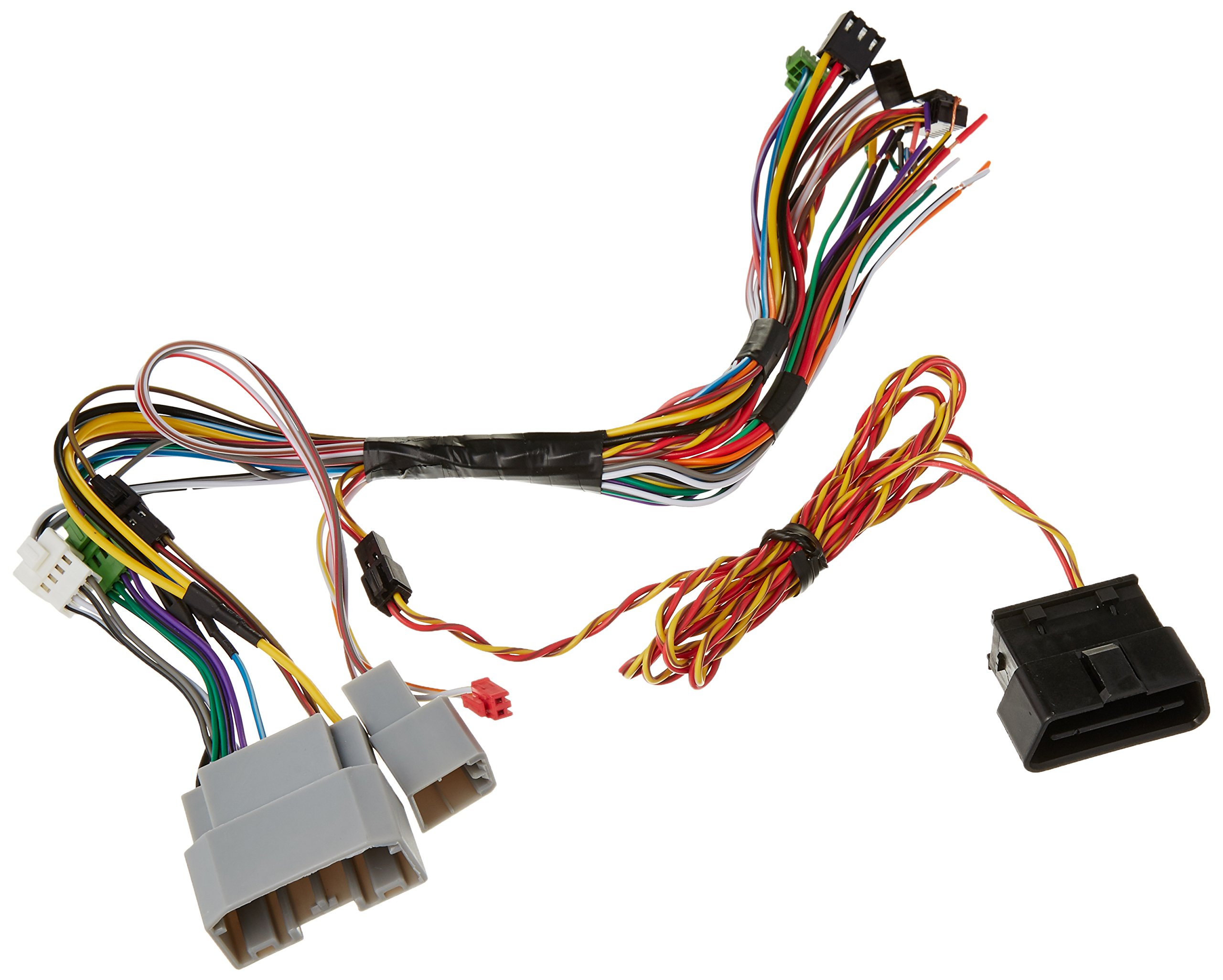 Maestro HRN-RR-CH1 Plug and Play T-Harness for CH1 Chrysler, Dodge, Jeep Vehicles by Maestro
