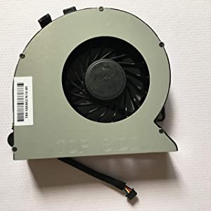 HK-part Replacement Fan for HP 18 All-IN-One 18-1200 18-1200CX 18-1000 Series Cpu Cooling Fan 4-Pin 4-Wire 6033B0026501 DFS651312CC0T 739393-001