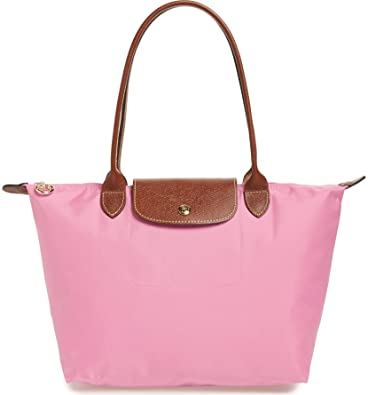Image Unavailable. Image not available for. Color  Longchamp  Medium  Le  Pliage  Tote Shoulder Bag ... baf12419db