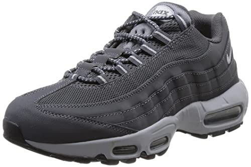buy online f862e 2b1e3 Nike Men s Air Max  95 Dark Grey Wolf Grey Black Running Shoe 9. 5 Men US   Buy Online at Low Prices in India - Amazon.in