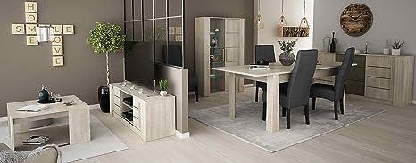 Miroytengo Pack Muebles salón Comedor Completo diseño ...