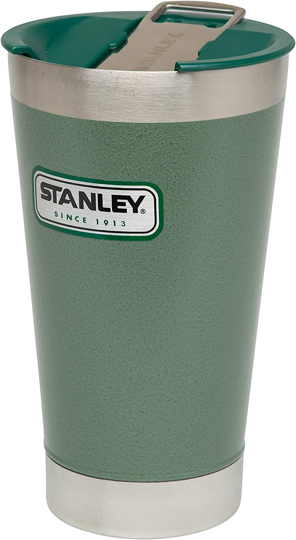 Colore Verde Stanley 661500 Tazza Termica in Acciaio Pinta