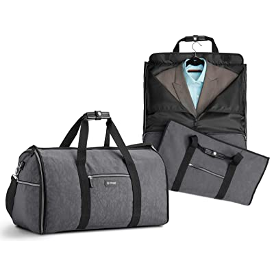 70%OFF Biaggi Luggage Hangeroo Two-In-One Garment Bag + Duffle