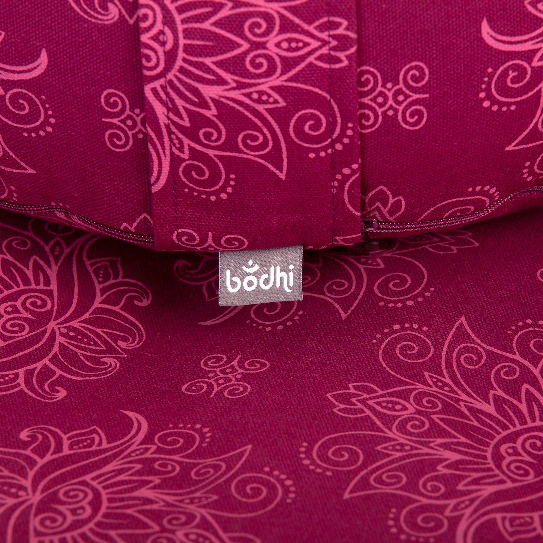 berry RONDO LOTUS Bodhi Set de Medi Maharaja Collection Zafu ou Rondo avec Zabuton Meditation Matte