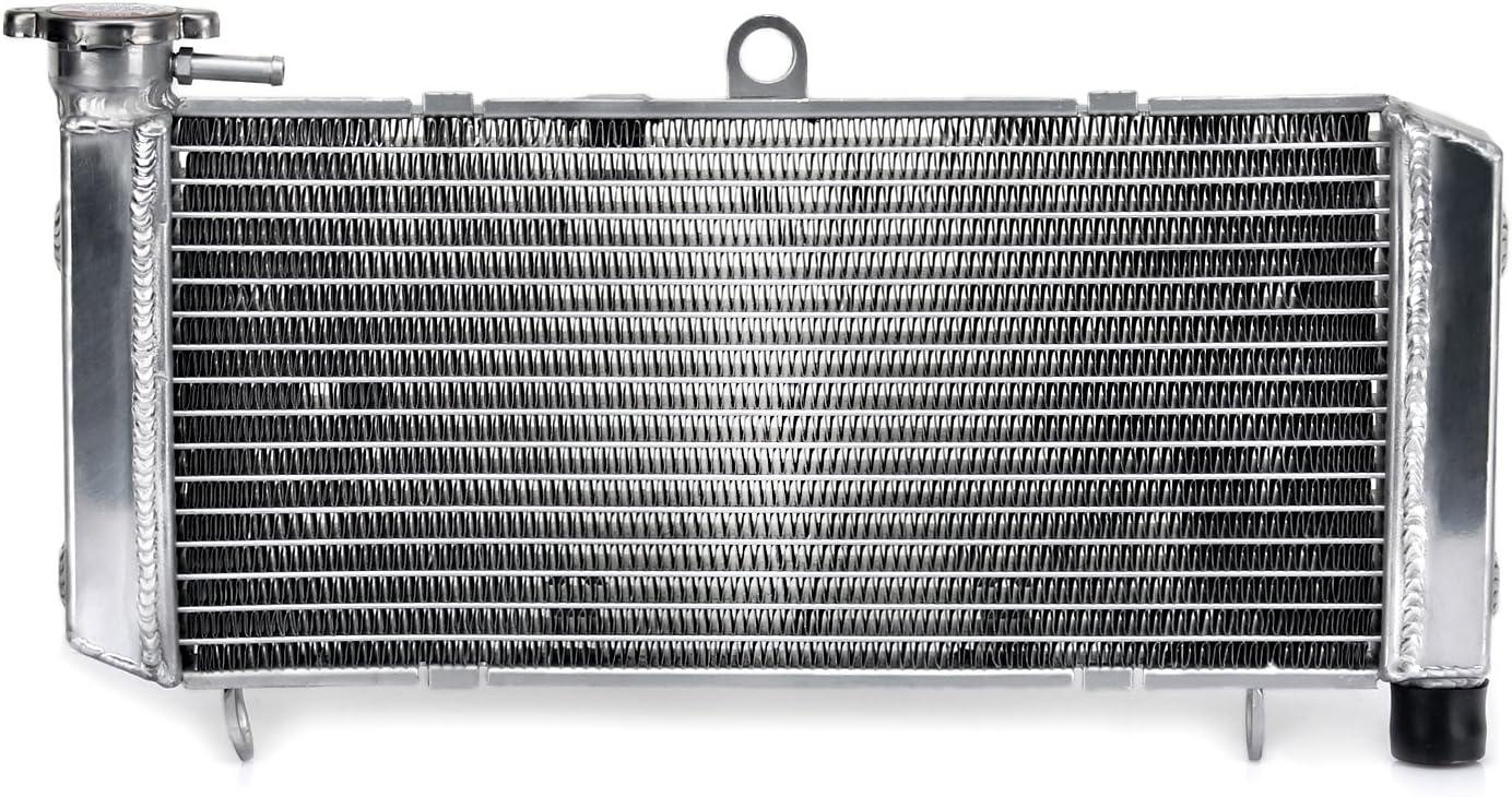 TARAZON Moto alluminio radiatori radiatore di raffreddamento motore per CB 600 F Hornet 1998-2005 FW FX FY CB600F