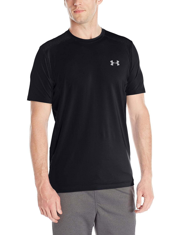 (アンダーアーマー) UNDER ARMOUR ヒットヒートギアSS(トレーニング/Tシャツ/MEN)[1257466] B06ZYHS6WJ XX-Large|ブラック/スチール ブラック/スチール XX-Large
