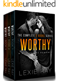 WORTHY: The Complete Series (3 Books Billionaire Romance Bundle)