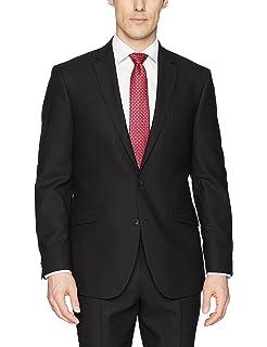 7c0ca51bbf30 Kenneth Cole REACTION Men s Techni-Cole Stretch Slim Fit Suit Separate  (Blazer, Pant