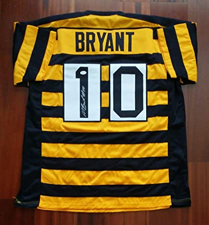 d58b721ad Image Unavailable. Image not available for. Color  Autographed Martavis  Bryant Jersey ...