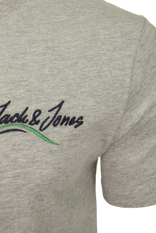 Jack /& Jones Jorflexx Tee SS Crew Neck T-Shirt Homme