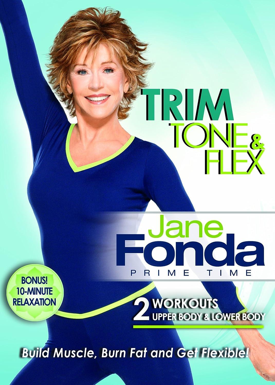 Jane Fonda Prime Time: Trim, Tone and Flex Lionsgate Home Entertainment Exercise & Fitness