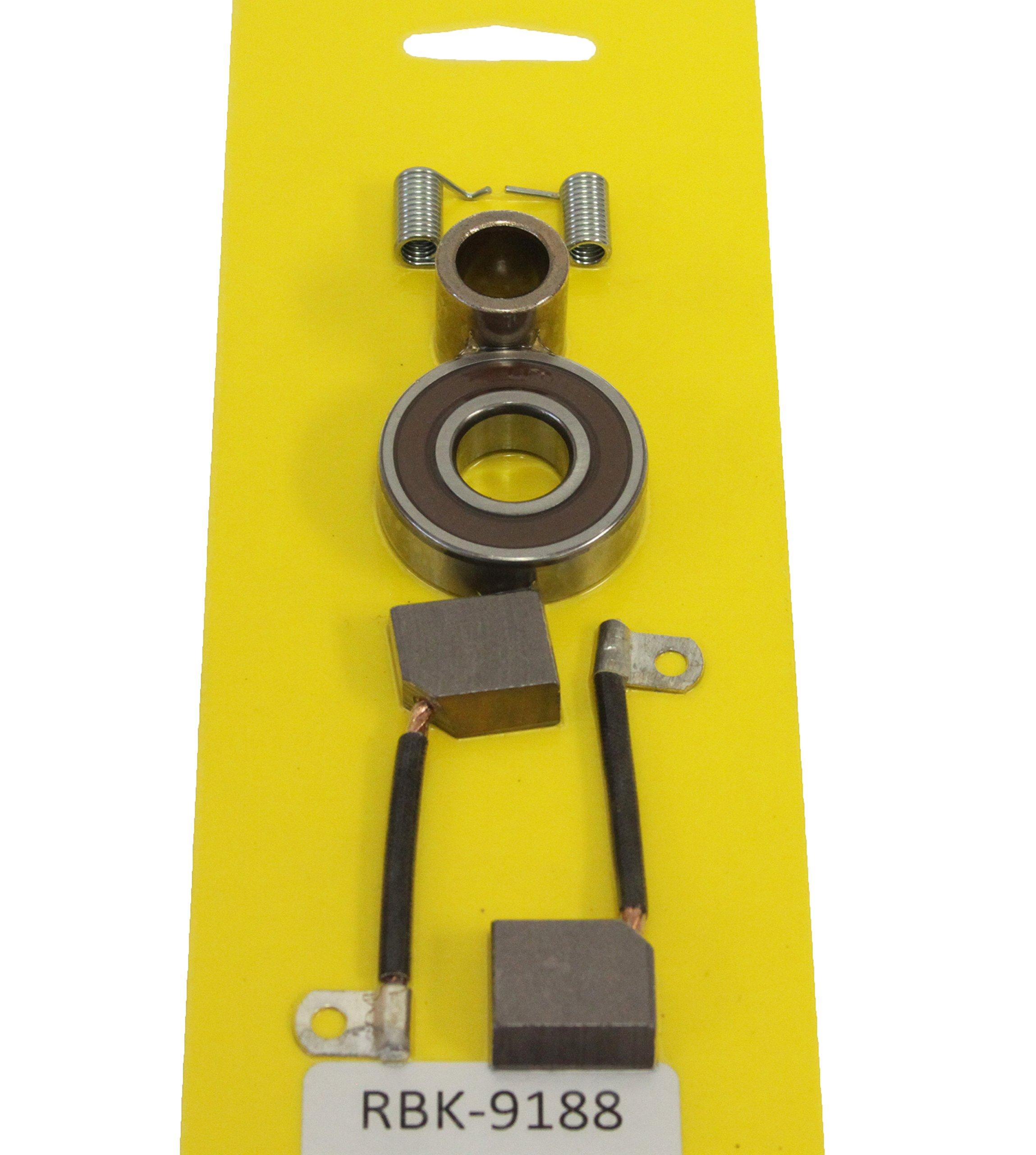 Starter Generator Bolens Wiring Diagram Delco Repair Kit Brushes Bushing Springs Cub Cadet Bolens1101432 1101689