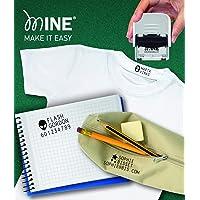 MINE Marcador DE Ropa Y Libros Compact