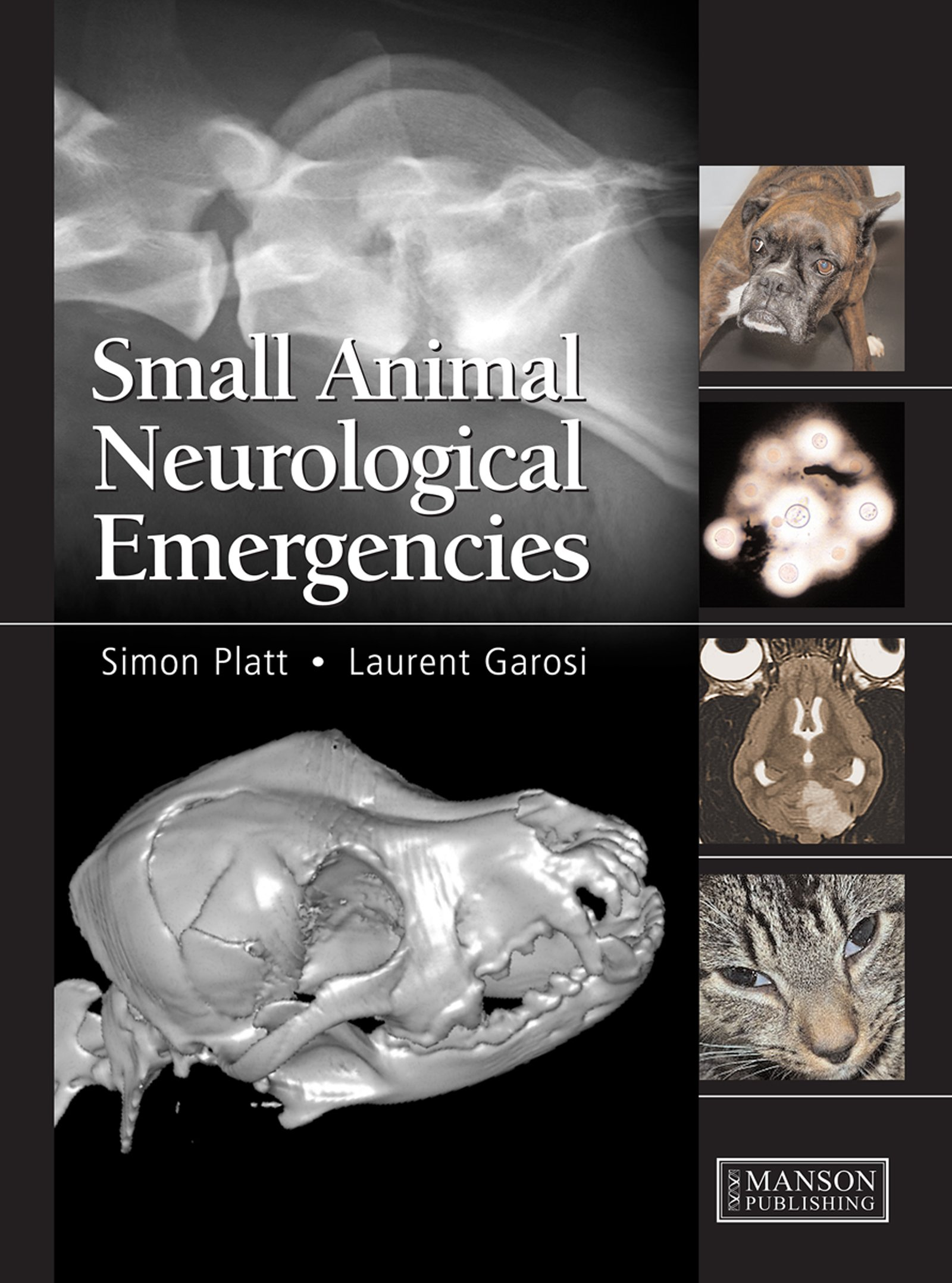 Small Animal Neurological Emergencies (English Edition)