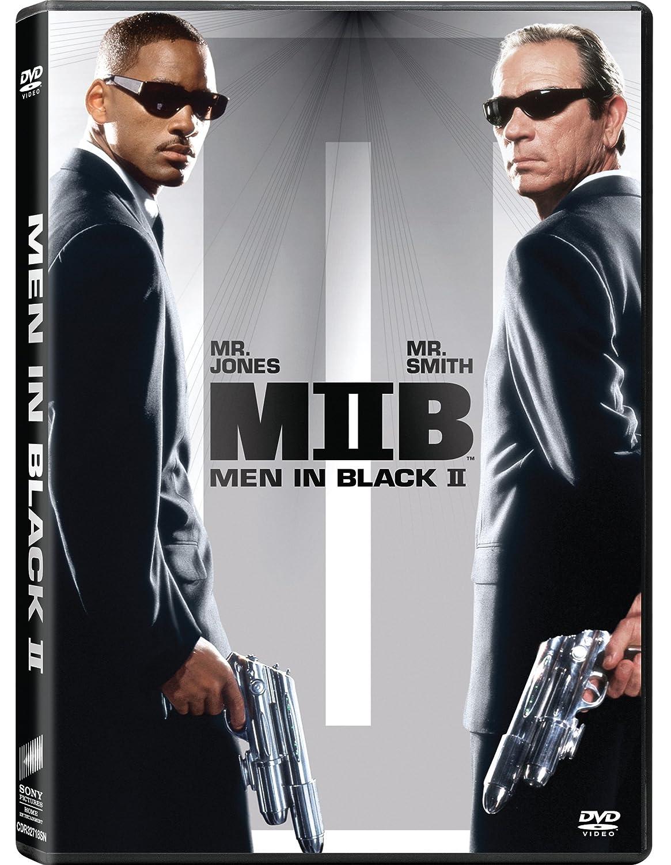 Amazon Com Men In Black Ii Dvd 2002 Movies Tv