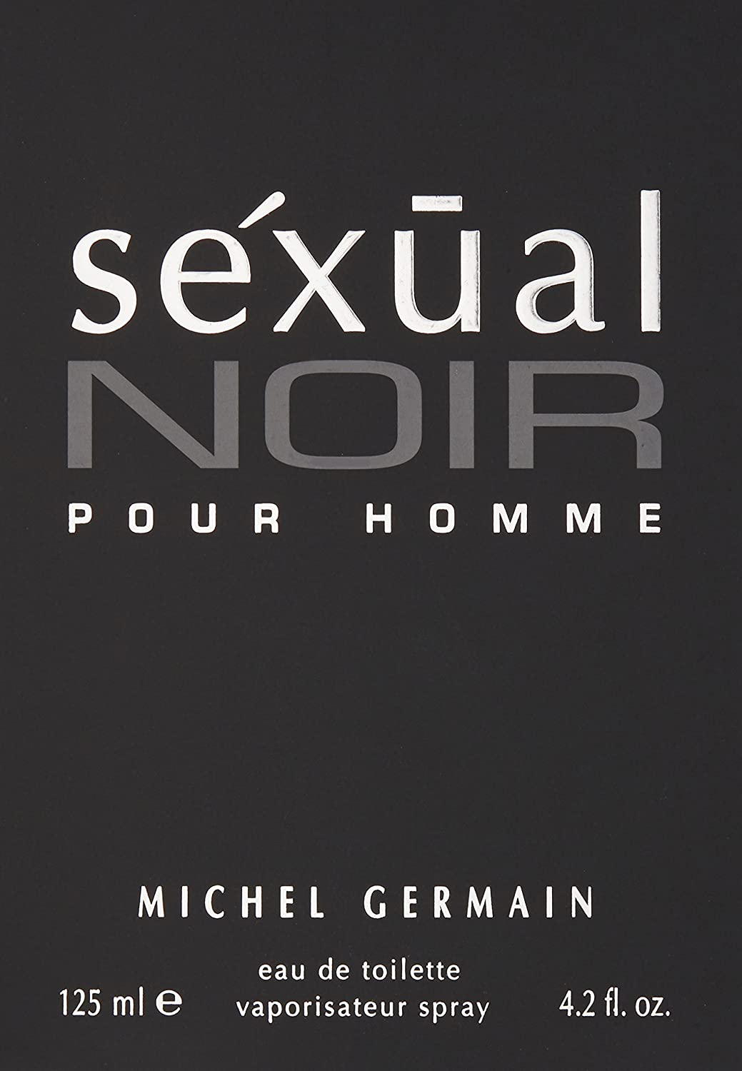 Michel Germain Sexual Noir Pour Homme Eau de Toilette Spray